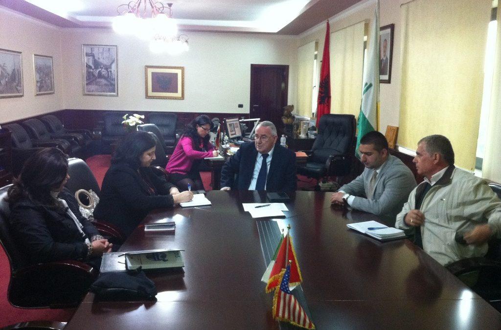 23.04.2013. Aktivitet i Komisionerit për Mbrojtjen nga Diskriminimi në Bashkinë Elbasan