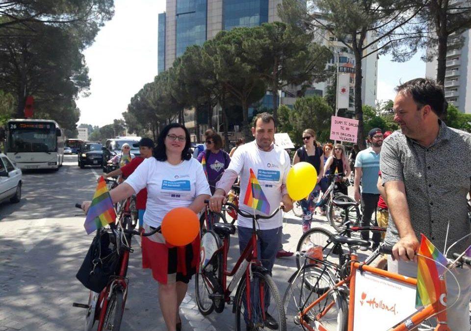 Ditës Ndërkombëtare kundër Homofobisë, Transfobisë dhe Bifobisë