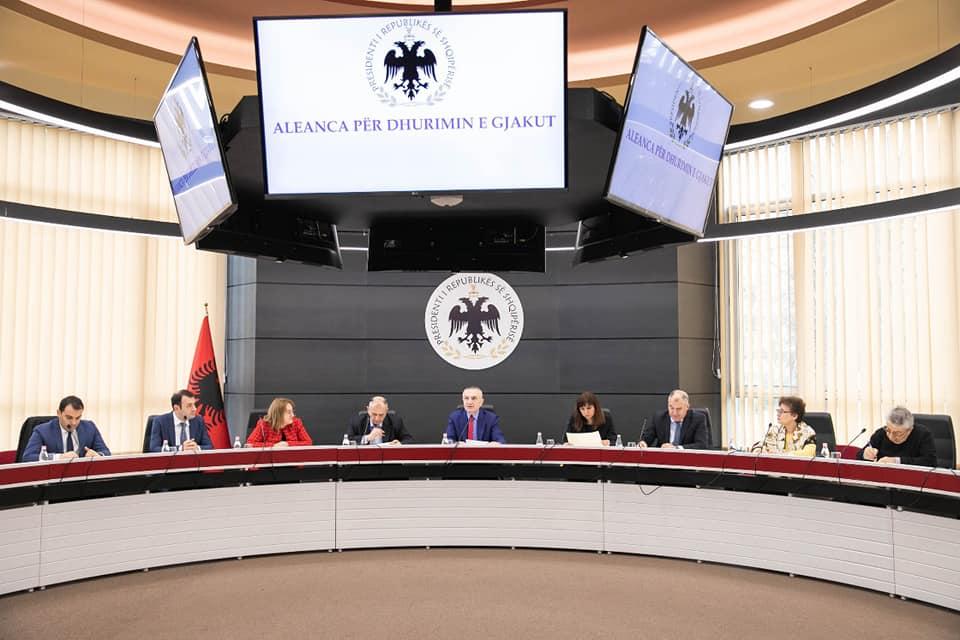 Komisioneri për Mbrojtjen nga Diskriminimi, Robert Gajda mori pjesë në takimin e Aleancës për Dhurimin e Gjakut