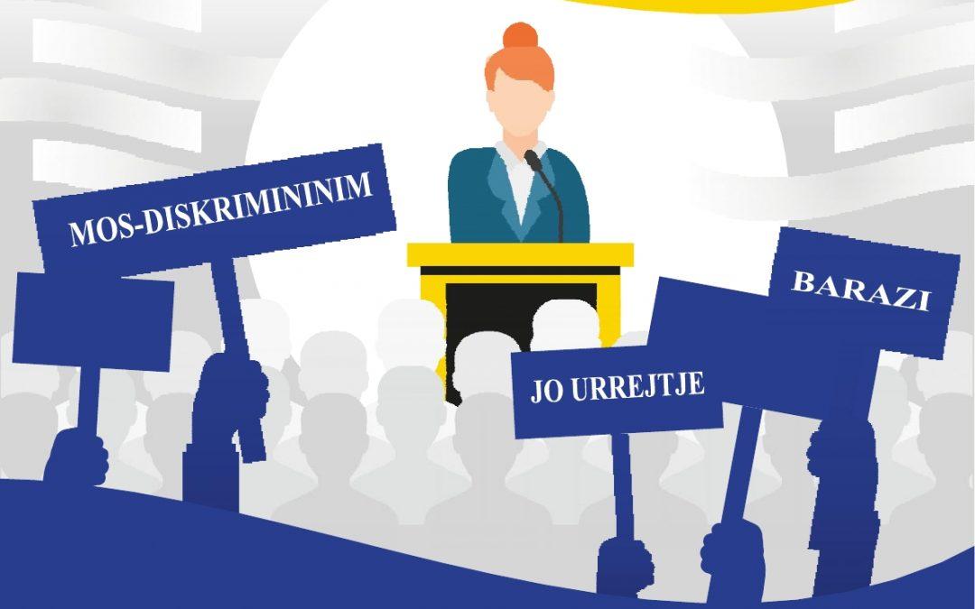 Rekomandimin mbi Luftën kundër Diskriminimit dhe Gjuhës së Urrejtjes në fushata zgjedhore