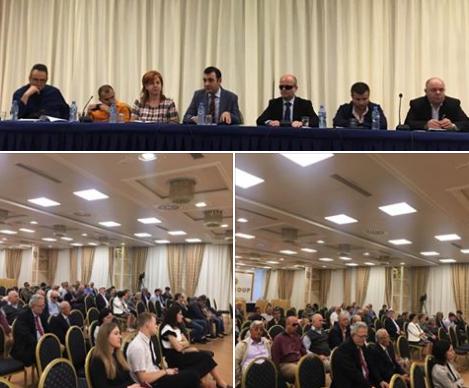 """Konsulta kombëtare️: """"Reforma e aftësisë së kufizuar dhe dialogu me grupet e interesit"""""""