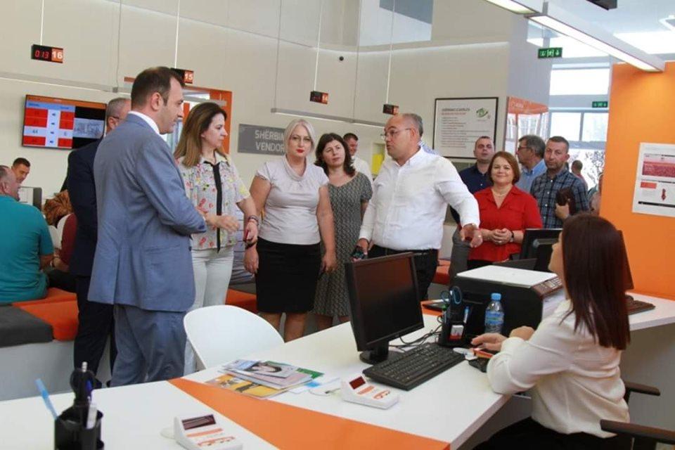 Hapet zyra rajonale e KMD në FIER. Përzgjedhje strategjike
