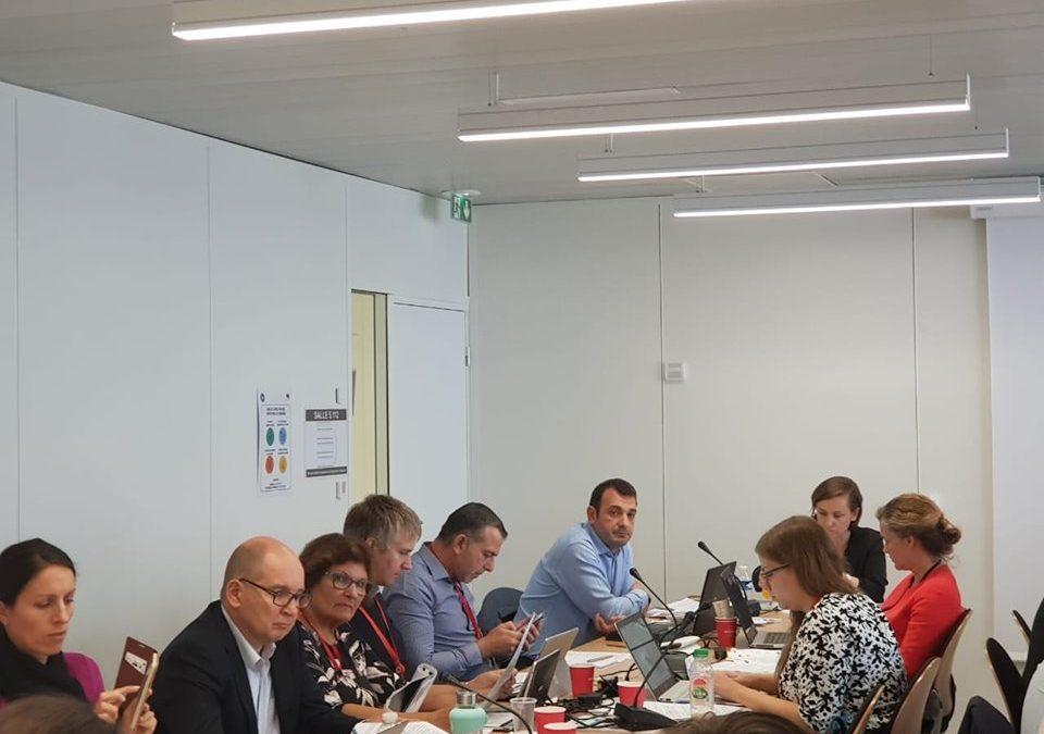 Komisioneri Gajda në konferencën e nivelit të lartë për 25 vjetorin e ECRI