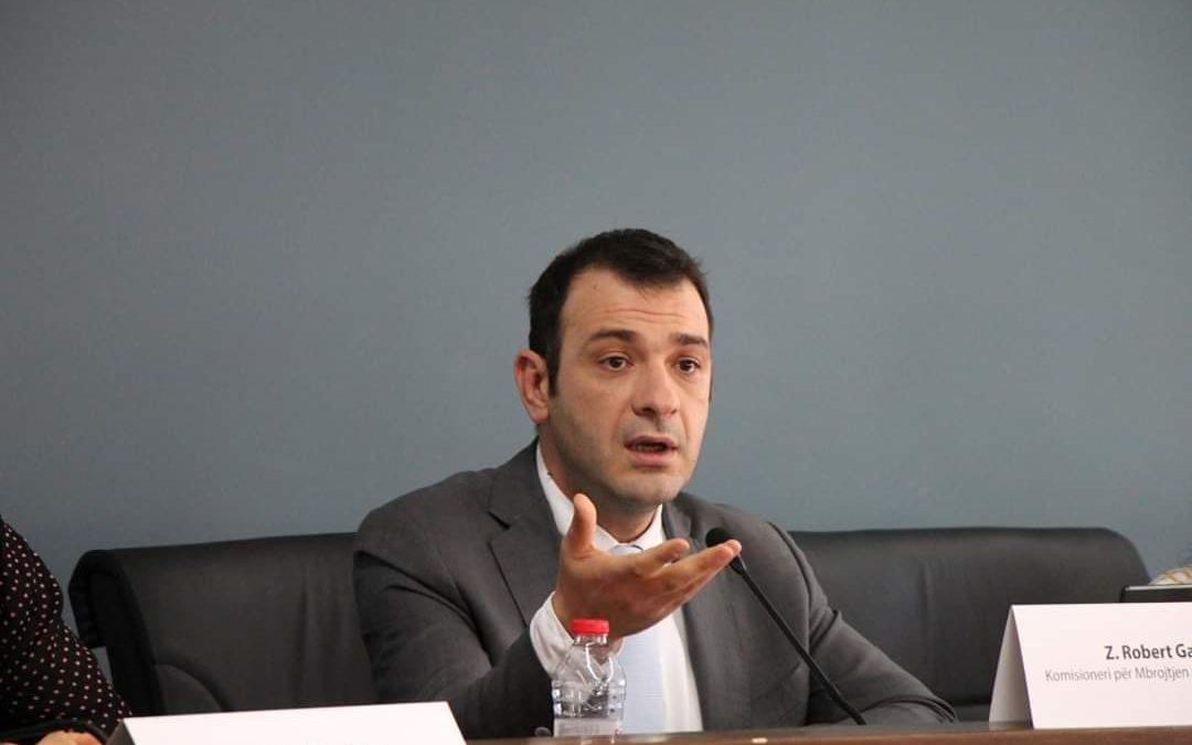 Komisioneri Dr.Gajda: E drejta për protestë e garantuar, Policia të vetpërmbahet në raste tubimesh